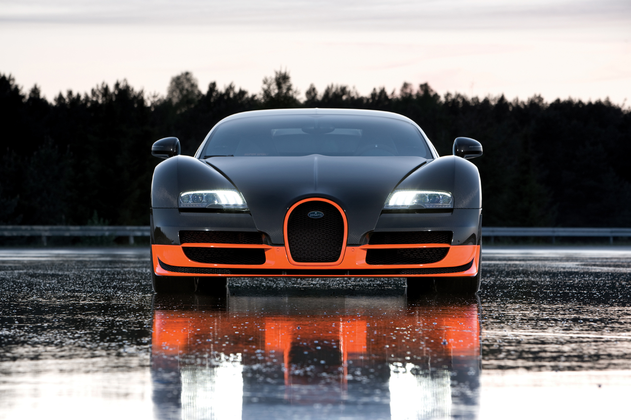New Bugatti Veyron Super Sports U2013 The Worldu0027s Fastest Car